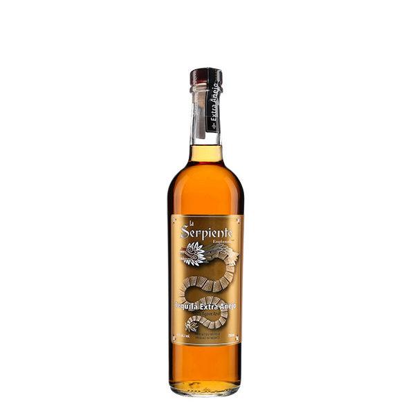 Tequila-serpiente-emplumada-extra-añejo