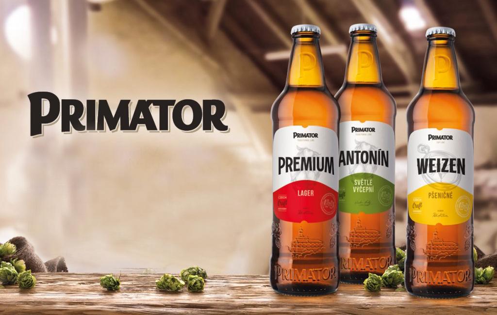 Cervezas Primator