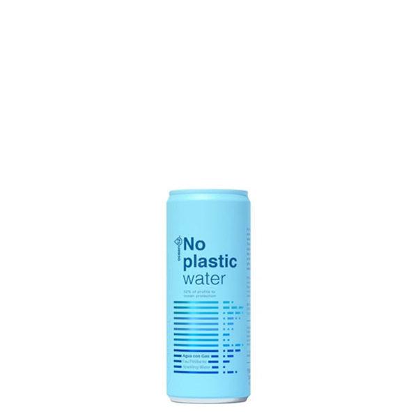 No Plastic Water Ocean52 Sparkling