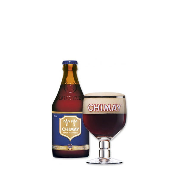 Chimay Azul Cerveza Belga Trapense