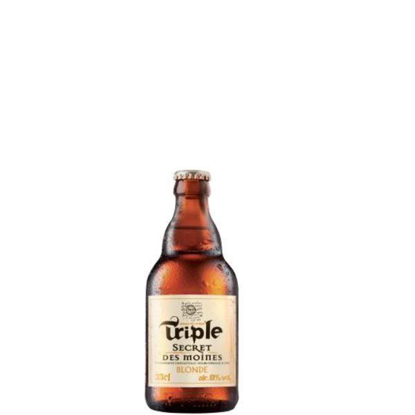 Triple Secret Des Moines 0,33cl.