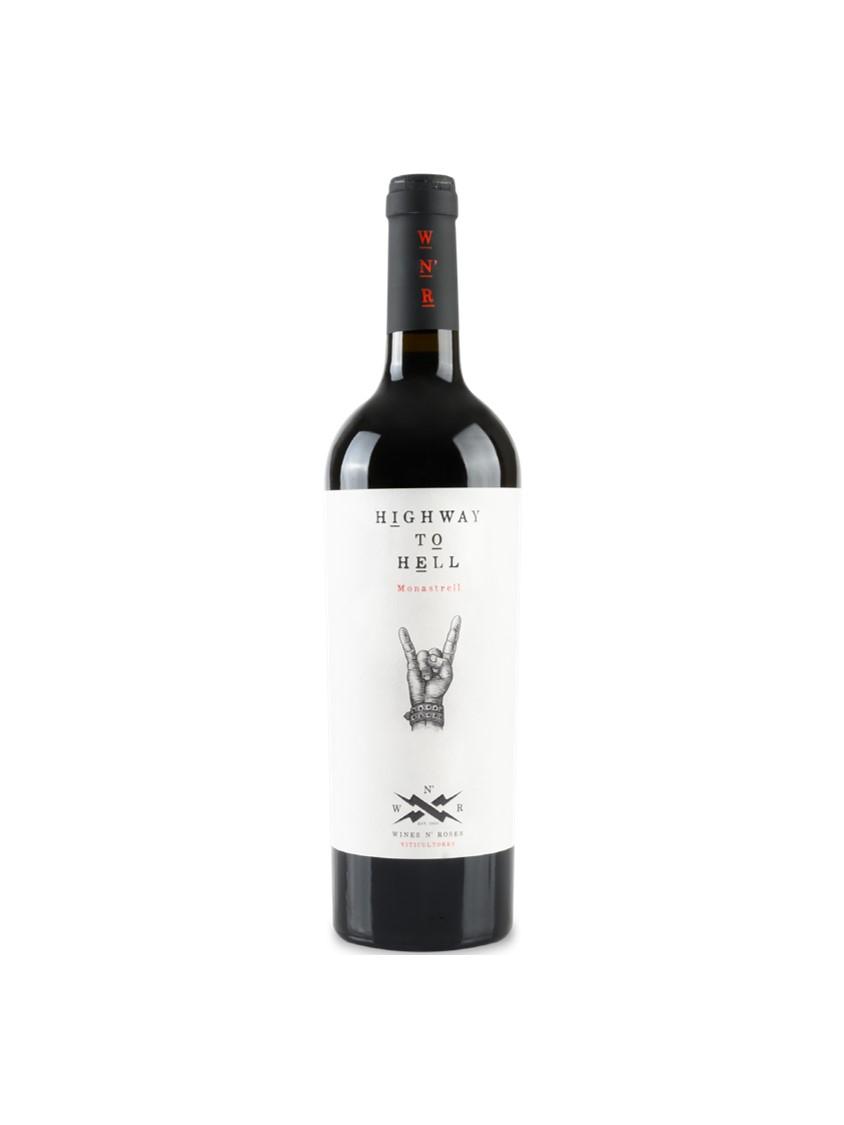 Vinos Wines'n Roses Highway To Hell